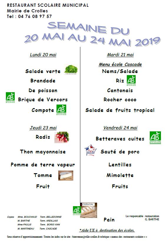 20-24 menu